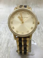 腕時計/アナログ/--/GLD/ゴールド
