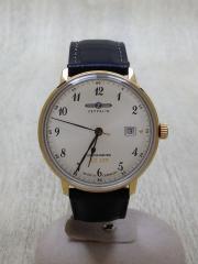 Hinderburg/クォーツ腕時計/アナログ/7044-4