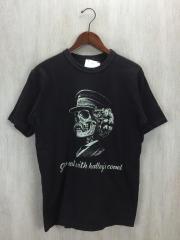 パワーウェア/Tシャツ/M/コットン/BLK