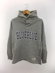 RC-18564HR/RUSSELL ATHLETIC/パーカー/S/コットン/GRY