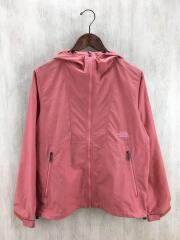 Compact Jacket/ナイロンジャケット/L/ナイロン/PNK/NPW71830