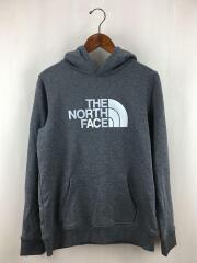 Youth Drew Peak logo hoodie/パーカー/XL/コットン/GRY/NF0A33H4