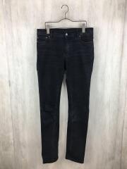 North Skinny Fit Jean/スキニーパンツ/30/デニム/BLK/30Y173