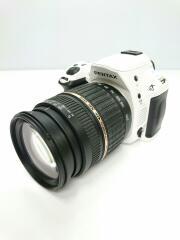 デジタル一眼カメラ PENTAX K-30 ダブルズームキット [クリスタルホワイト]