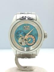 MJSS-37/自動巻き腕時計/アナログ/ステンレス/SLV