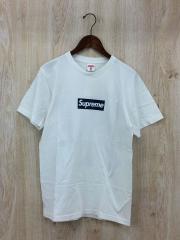 Tシャツ/M/コットン/WHT/プリント