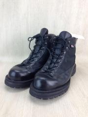 DANNER LIGHT/ブーツ/US9/BLK/ゴアテックス