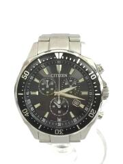 クォーツ腕時計/アナログ/ステンレス/SLV/VO10-6771F