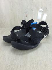 サンダル キープストラップ ベルト 靴 クツ 27cm YU3867-010 黒 ブラック コロンビア
