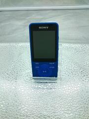 デジタルオーディオプレーヤー(DAP) NW-E083 (L) [4GB ブルー]