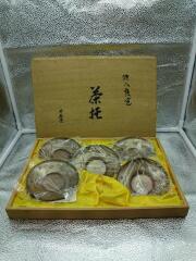 千寿堂 和食器 5点セット ブラウン 茶托