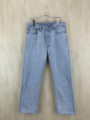 16AW/13oz Denim Five Pockets Bleached Pant/1/デニム/UW0517