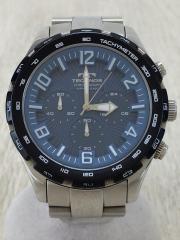 クォーツ腕時計/クロノグラフ/アナログ/箱・コマ有/T6321