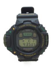 クォーツ腕時計・G-SHOCK/デジタル/GRN