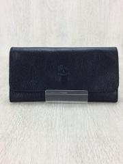長財布/--/BLK/無地/ユニセックス