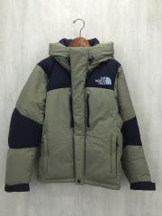 Baltro Light Jacket/ダウンジャケット/S/ナイロン/KHK