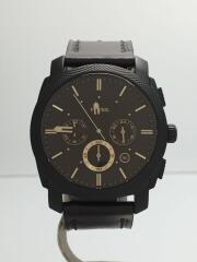 クォーツ腕時計/アナログ/レザー/FS5586