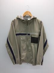 OLD STUSSY/90s/USED/ナイロンジャケット/汚れ有