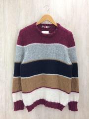 セーター(厚手)/L/--/マルチカラー