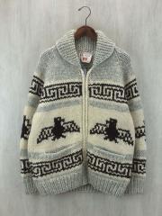 セーター(厚手)/--/ウール/BEG