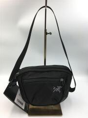 ARCTERYX MANTIS 1/ショルダーバッグ/ブラック/黒/メンズ/鞄/