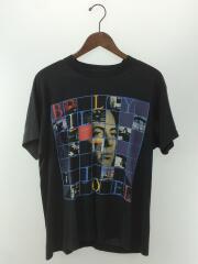 Billy Joel/Tシャツ/着用感あり/コットン/BLK