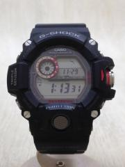 ソーラー腕時計・G-SHOCK/デジタル/BLK/RANGEMAN レンジマンGW-9400J/