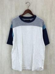 Tシャツ/40/コットン/WHT