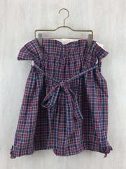 2004年モデル/スカート/--/ポリエステル/マルチカラー/タータンCK