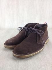 エディフィス/ブーツ/--/BRW/スウェード/アウトソール 29.5cm