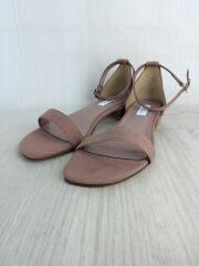 MILLIWM/サンダル/Flat Strap Sandal/38/PNK/ML18-003-UL85