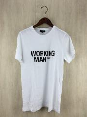 RON DORFF/Tシャツ/M/コットン/WHT