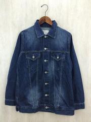 シャツジャケット/1/デニム/IDG