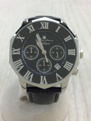 クォーツ腕時計/アナログ/ブラック/SM15104-01