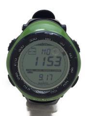 腕時計/デジタル/ラバー