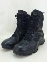 ブーツ/ミリタリーブーツ/UK9/ブラック/ゴアテックス
