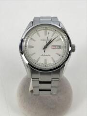 自動巻腕時計/プレサージュ/アナログ/ステンレス/ホワイト/4R36-03H0