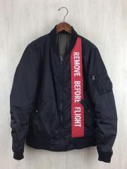 リバーシブル/MA-1/35周年記念モデル/フライトジャケット/L/6102044