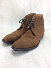 ブーツ/25cm/BRW/スウェード
