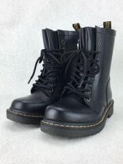 ブーツ/UK4/BLK