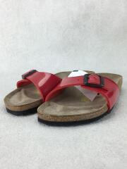 サンダル/24cm/RED