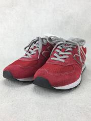 ニューバランス/ML574/27cm/RED