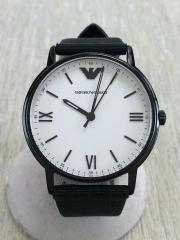 KAPPA/本体のみ/クォーツ腕時計/アナログ/--/WHT/AR80004/ノンデイト /