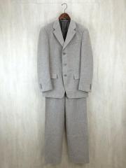 スーツ/50/ウール/GRY