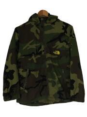 ジャケット/150cm/ナイロン/グリーン/カモフラ/NPJ71514/アウトドア/