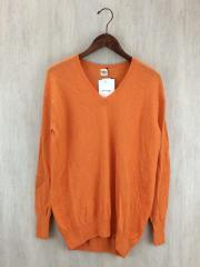 セーター(薄手)/S/ウール/ORN