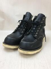 6-INCH CLASSIC MOC BOOT/6 インチクラシックモックブーツ/27.5cm/BLACK/ブラック