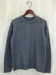 セーター(厚手)/M/ナイロン/GRY