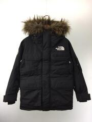 19AW/Southern Cross Parka/ダウンジャケット/XS/ナイロン/BLK/ND91920