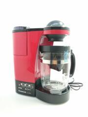 パナソニック ミル付き浄水コーヒーメーカー NC-R400-R [レッド] 2019年製